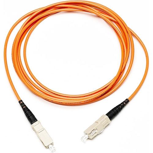Foc om3 sx fiber optic cable custom om3 10g 50125 multimode simplex fiber optic patch cable sciox Images